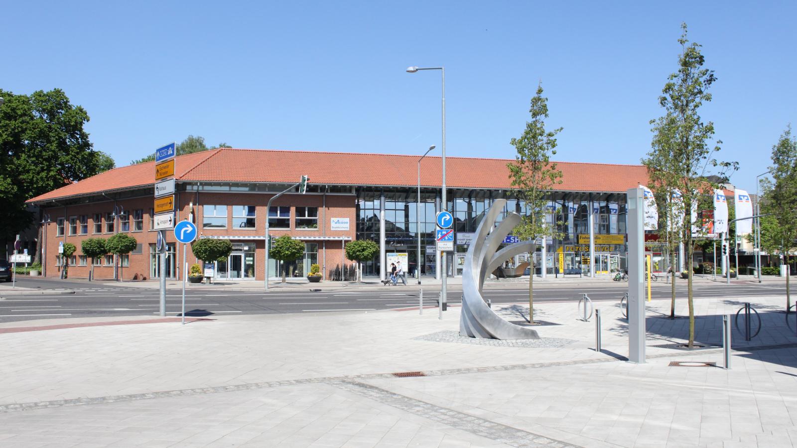 Stadthalle Alsdorf – Anfahrt