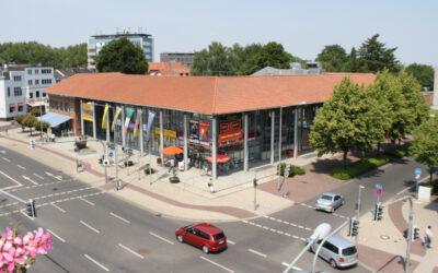 Stadthalle Alsdorf – Parken