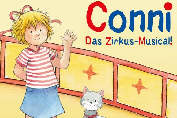Conni – Das Zirkus-Musical für Kinder