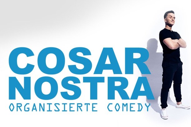 ÖZAN COSAR – Cosar Nostra – Organisierte Comedy