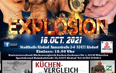 Explosion Fightnight 2021